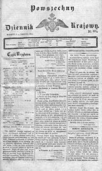 Powszechny Dziennik Krajowy 1830 II, Nr 168