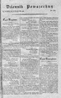 Dziennik Powszechny Krajowy 1831 III, Nr 249