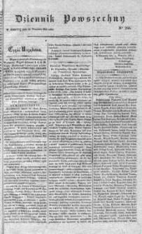 Dziennik Powszechny Krajowy 1831 III, Nr 260