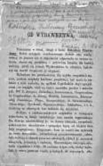 Kalendarz Ilustrowany Powszechny dla wszystkich stanów 1870