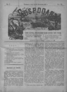 Gospodarz i Przemysłowiec 1890 II, Nr 17