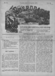 Gospodarz i Przemysłowiec 1890 II, Nr 24