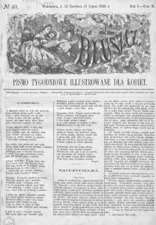 Bluszcz 1866_ Tom 2_ Nr 40 - 65