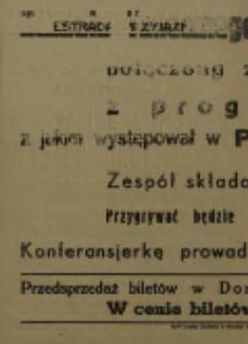 Wielki występ artystyczny Zespołu Tanecznego im. Harmana
