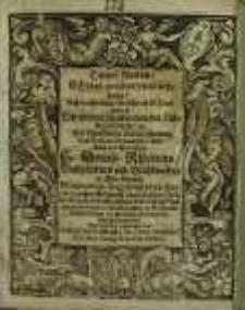 Gottes unüberwindliche Liebe [...] Bey Christlicher Leichbestattung Deß [...] H. David Rhetens, Buchhändlers und Buchdruckers in Alten Stettin, welcher am 29. Augusti deß 1638. Jahres [...] diese böse Welt gesegnet [...]
