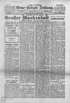 Neue Lodzer Zeitung 1909 m-c 1