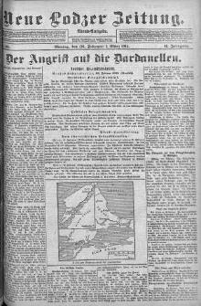 Neue Lodzer Zeitung 1915 m-c 3