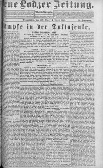 Neue Lodzer Zeitung 1915 m-c 4