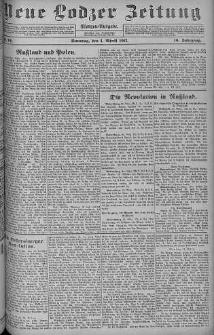 Neue Lodzer Zeitung 1917 m-c 4