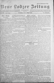 Neue Lodzer Zeitung 1919 m-c 4