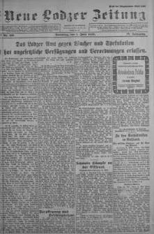 Neue Lodzer Zeitung 1920 m-c 6