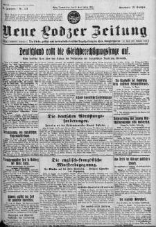 Neue Lodzer Zeitung 1932 m-c 9