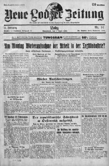 Neue Lodzer Zeitung 1933 m-c 4