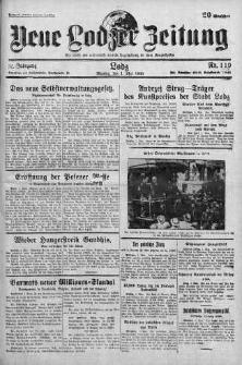 Neue Lodzer Zeitung 1933 m-c 5