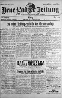 Neue Lodzer Zeitung 1934 m-c 9