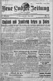 Neue Lodzer Zeitung 1939 m-c 4
