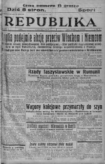 Ilustrowana Republika 3 styczeń 1938 nr 2