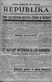 Ilustrowana Republika 4 styczeń 1938 nr 3