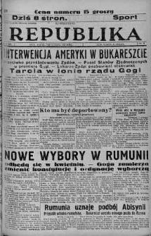 Ilustrowana Republika 7 styczeń 1938 nr 6