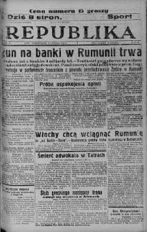 Ilustrowana Republika 10 styczeń 1938 nr 9
