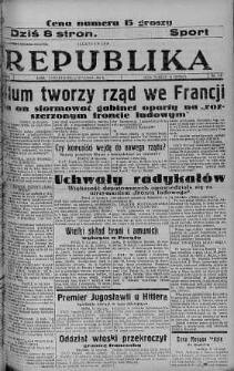 Ilustrowana Republika 17 styczeń 1938 nr 16