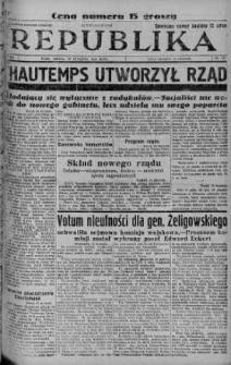 Ilustrowana Republika 19 styczeń 1938 nr 18