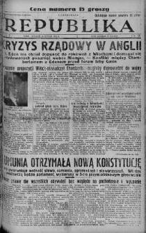 Ilustrowana Republika 22 luty 1938 nr 52
