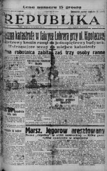 Ilustrowana Republika 26 luty 1938 nr 56