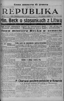Ilustrowana Republika 24 marzec 1938 nr 82
