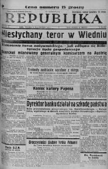 Ilustrowana Republika 26 kwiecień 1938 nr 113