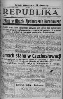 Ilustrowana Republika 30 kwiecień 1938 nr 117