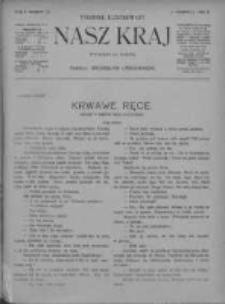 Nasz Kraj. Tygodnik Ilustrowany 1906, R. 1, Z. 23