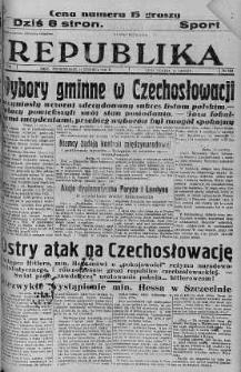 Ilustrowana Republika 13 czerwiec 1938 nr 160