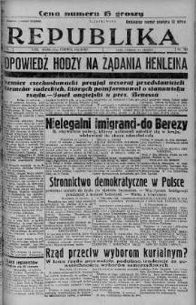 Ilustrowana Republika 15 czerwiec 1938 nr 162