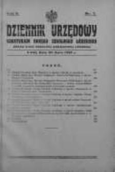 Dziennik Urzędowy Kuratorium Okręgu Szkolnego Łódzkiego: organ Rady Szkolnej Okręgowej Łódzkiej 20 lipiec 1928 nr 7