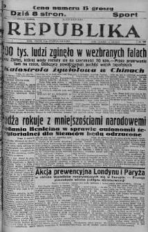 Ilustrowana Republika 17 czerwiec 1938 nr 164