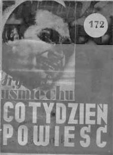 Co Tydzień Powieść 24 wrzesień 1936 nr 172