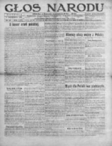 Głos Narodu 1919, Nr 211
