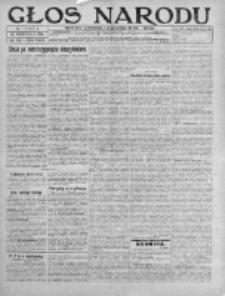 Głos Narodu 1919, Nr 219