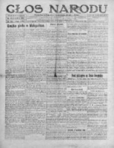 Głos Narodu 1919, Nr 225