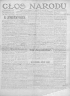 Głos Narodu 1919, Nr 260