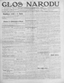 Głos Narodu 1919, Nr 295