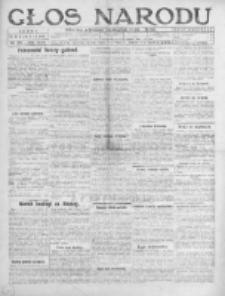 Głos Narodu 1919, Nr 302