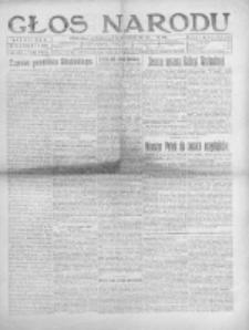 Głos Narodu 1919, Nr 313