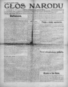 Głos Narodu 1920, Nr 102