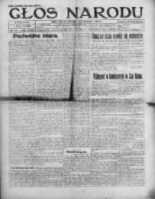 Głos Narodu 1920, Nr 105