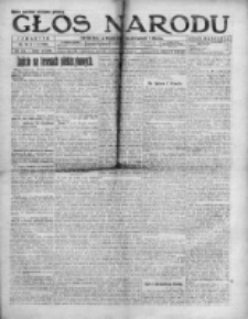Głos Narodu 1920, Nr 119