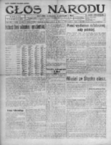 Głos Narodu 1920, Nr 186
