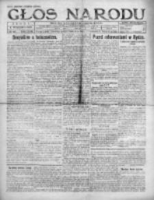 Głos Narodu 1920, Nr 214