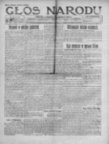 Głos Narodu 1920, Nr 251